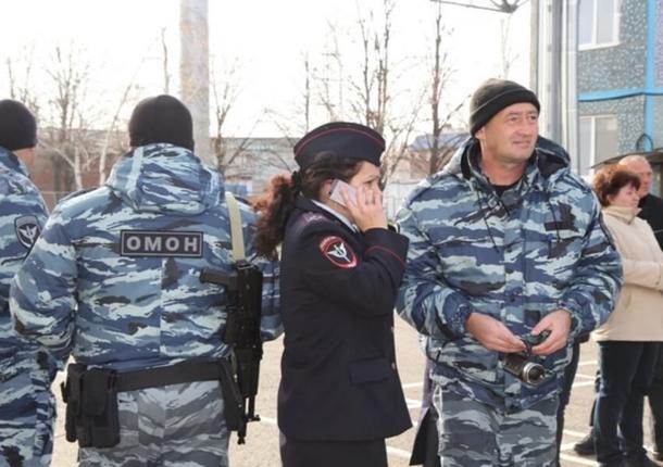 За 1 000 000 000 рублей в Сочи будет построен военный городок для ОМОН
